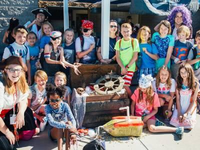 Camp Shoresh