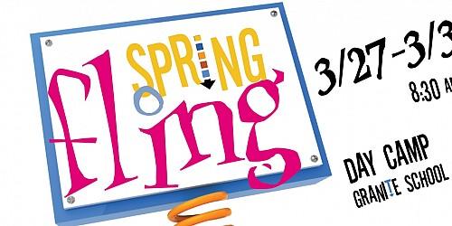 Spring Fling Camp