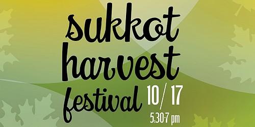 Sukkot Harvest Festival