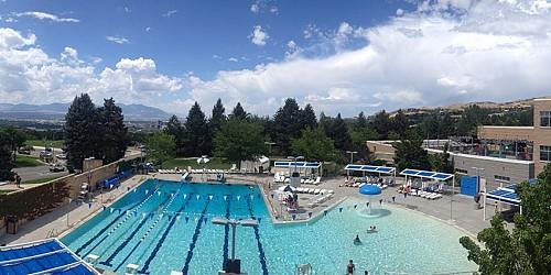 Outdoor Pool Now Open