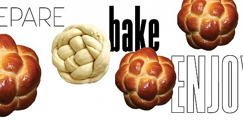 Learn to Bake Round Challah