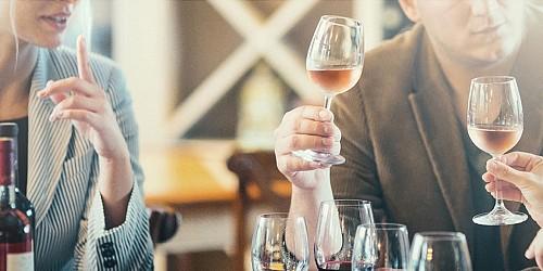 Secret Wine Tasting