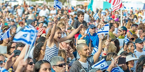 Yom Ha'atzmaut - Israeli Independence Day